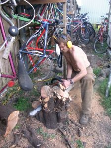 Chainsaw Pete