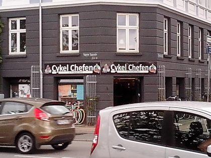 Cykel Chefen, Copengahen